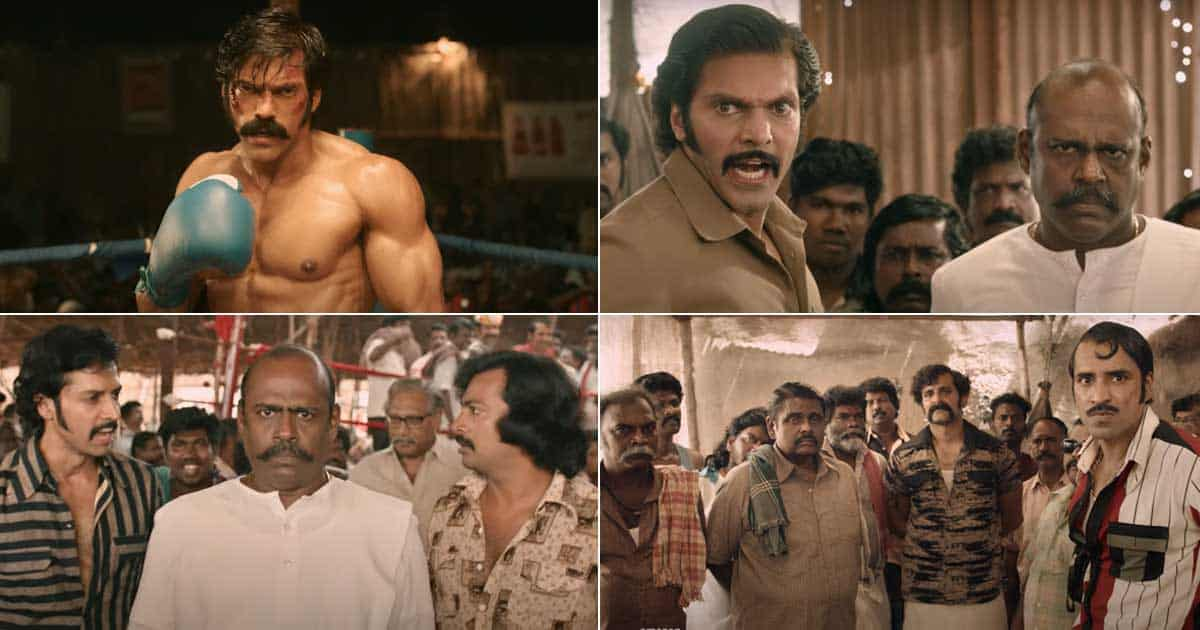 AMAZON PRIME VIDEO TAKES YOU BACK IN THE 70's TO WITNESS AN EPIC BOXING DUEL BETWEEN TWO CLASHING CLANS WITH ITS UPCOMING SPORTS DRAMA - SARPATTA PARAMBARAI!