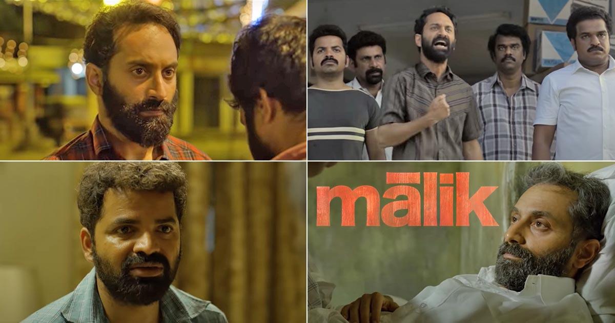 Amazon Prime Video Unveils The Trailer For The Highly Anticipated Malayalam Crime Drama – Malik