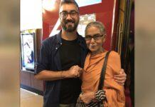Amit Sharma: Surekha Sikri ji started reading the scene and left us in tears