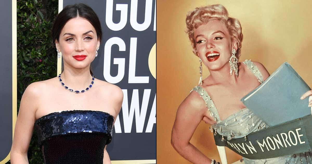 Ana de Armas Starrer Marilyn Monroe's Biopic 'Blonde' To Release In 2022