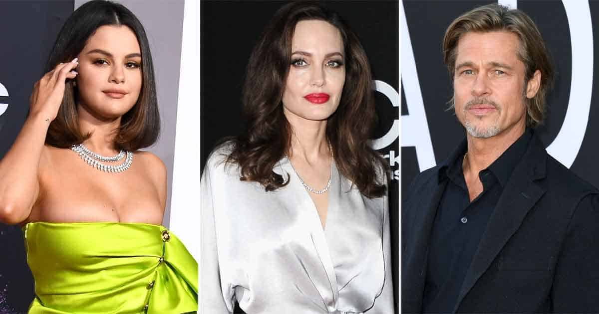 Angelina Jolie Once Found Photos of Selena Gomez & Other Women On Brad Pitt's Phone