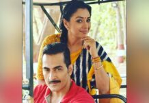 Anupamaa Actor Sudhanshu Pandey On A Fight With Rupali Ganguly