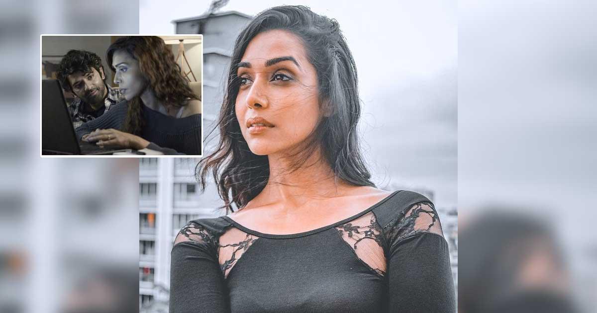 Anupria Goenka starts filming for Arshad Warsi's web session …