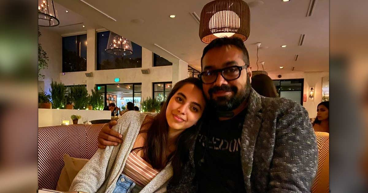 Anurag Kashyap' s daughter Aaliyah: MeToo claim on him is misrepresentation of his character