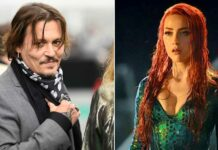 """Aquaman And The Lost Kingdom Producer On Johnny Depp's Fans Asking For Amber Heard To Be Removed: """"I Don't Think We're Ever Going To React To Pure Fan Pressure"""""""