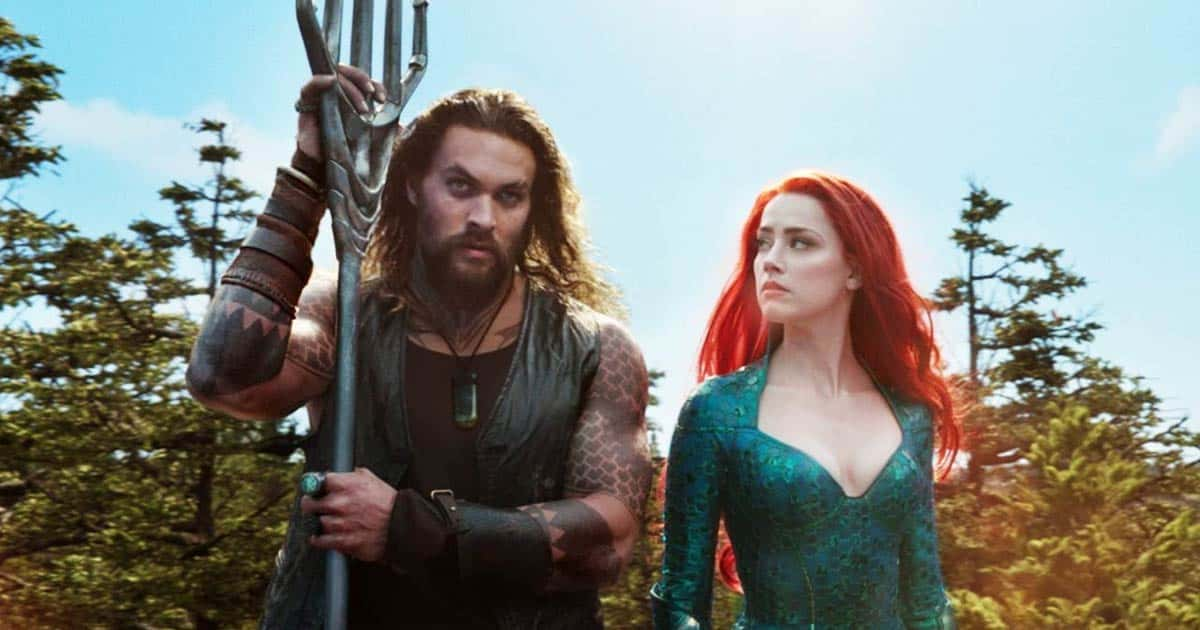Aquaman And The Lost Kingdom: Amber Heard Joins Jason Momoa In London As She Enjoys The British Summer