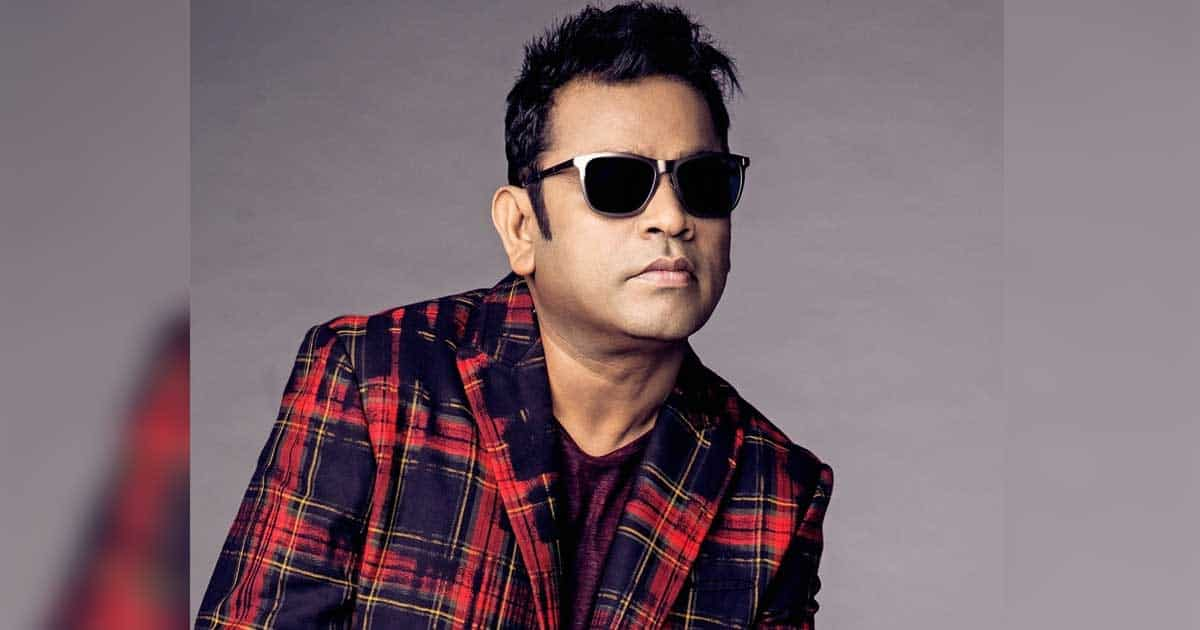 """AR Rahman On People Copying His Songs: """"I Did Not Want To Waste My Time Going Behind People For That"""""""
