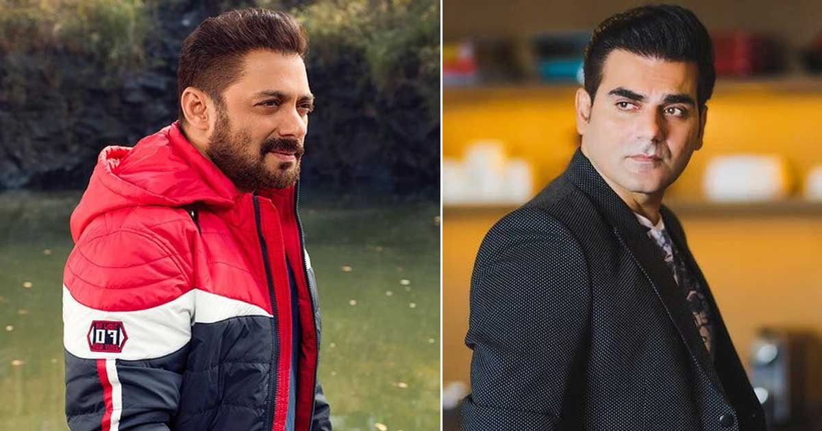 """Arbaaz Khan On Being Compared With Salman Khan: """"A Small Tree Can't Flourish Under A Large One…"""""""