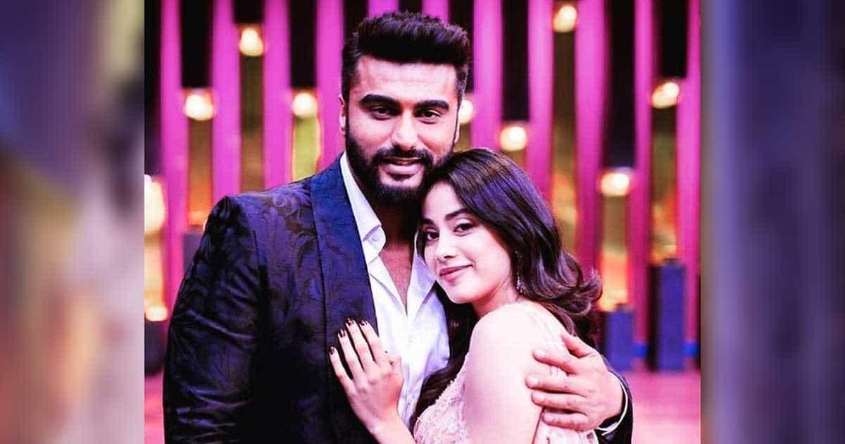 "Arjun Kapoor Reveals It Still Feels Strange Hearing Janhvi Kapoor Addressing Him As 'Arjun Bhaiya,' Add ""I Think It Just Comes Very Naturally To Her"""