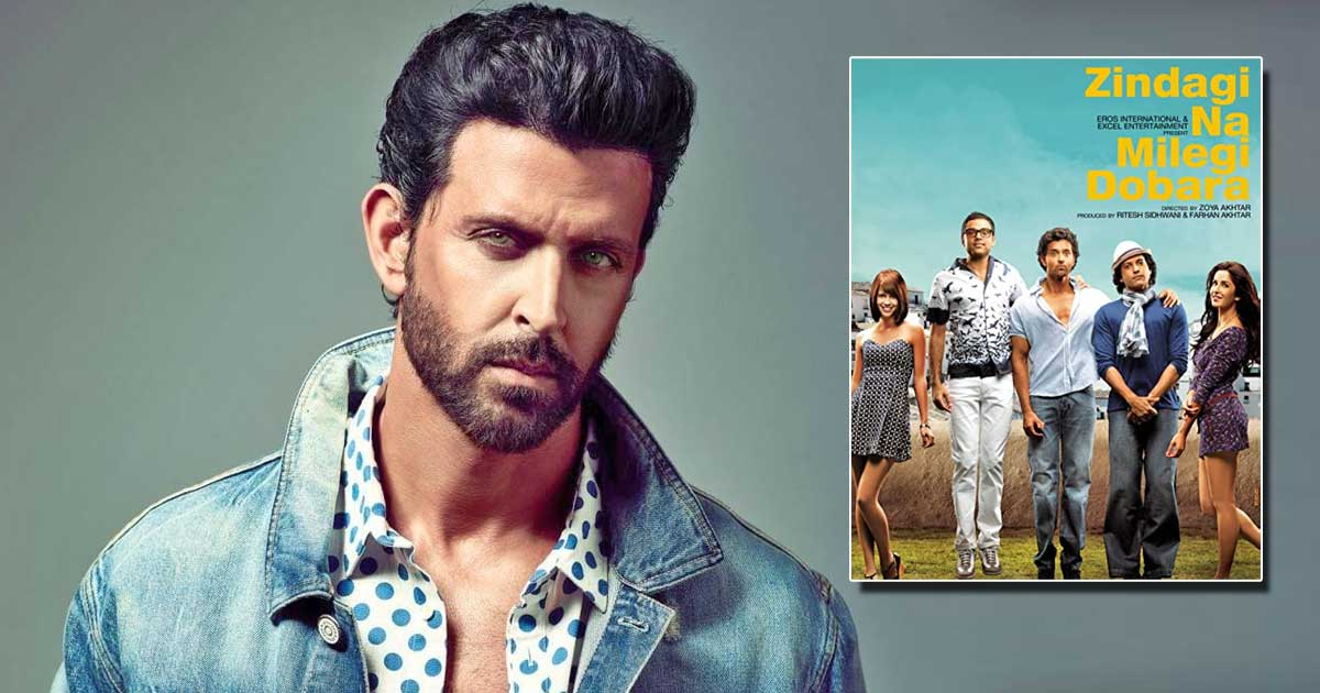 """""""Zindagi Na Milegi Dobara Hrithik is Roshan's big mistake,"""" recalls the actor how his father's friends thought at the time"""