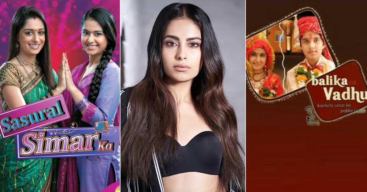 Avika Gor Opened Up About Her 10-Year-Old Version Had No Idea What She Was Doing During Balika Vadhu