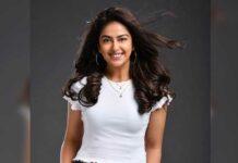 Avika Gor starts shooting for Telugu film 'Amaran: In The City' Chapter 1