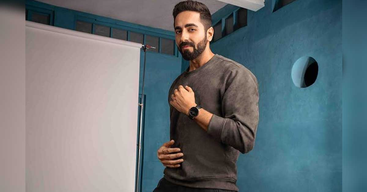 Ayushmann Khurrana Misses Being On Stage