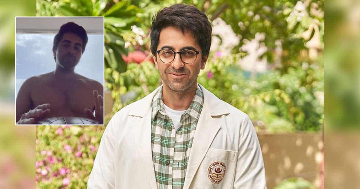 Ayushmann Khurrana Reveals His Latest Obsession & The Best Company While Shooting For Doctor G!