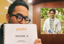 Ayushmann Khurrana's First Look From Doctor G On How's The Hype