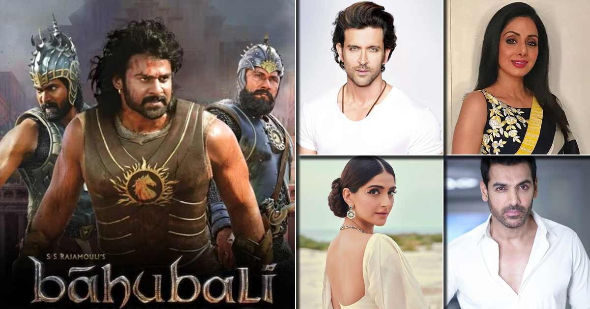 Baahubali: SS Rajamouli Initially Wanted To Cast Hrithik Roshan, Sonam Kapoor & These Bollywood Actors!