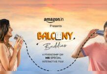 'Balcony Buddies' celebrates bond of friendship during lockdown