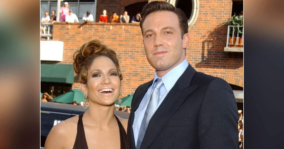 Ben Affleck Has His Hand On Jennifer Lopez's B*tt Exactly Like Their Steamy Romance Years Ago But They're Only Ageing Backwards – See Then & Now!