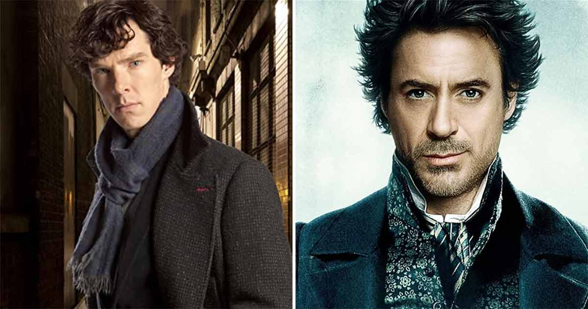Benedict Cumberbatch Answers The Burning Question About 'Who's A Better Sherlock' Between Him & Robert Downey Jr, Guess His Answer?