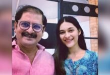 """Bhabi Ji Ghar Par Hai's Rohitashv Gour On His Daughter Acting: """"I Don't Want Her To Do TV For Now. I Feel It Gets A Little Repetitive"""""""