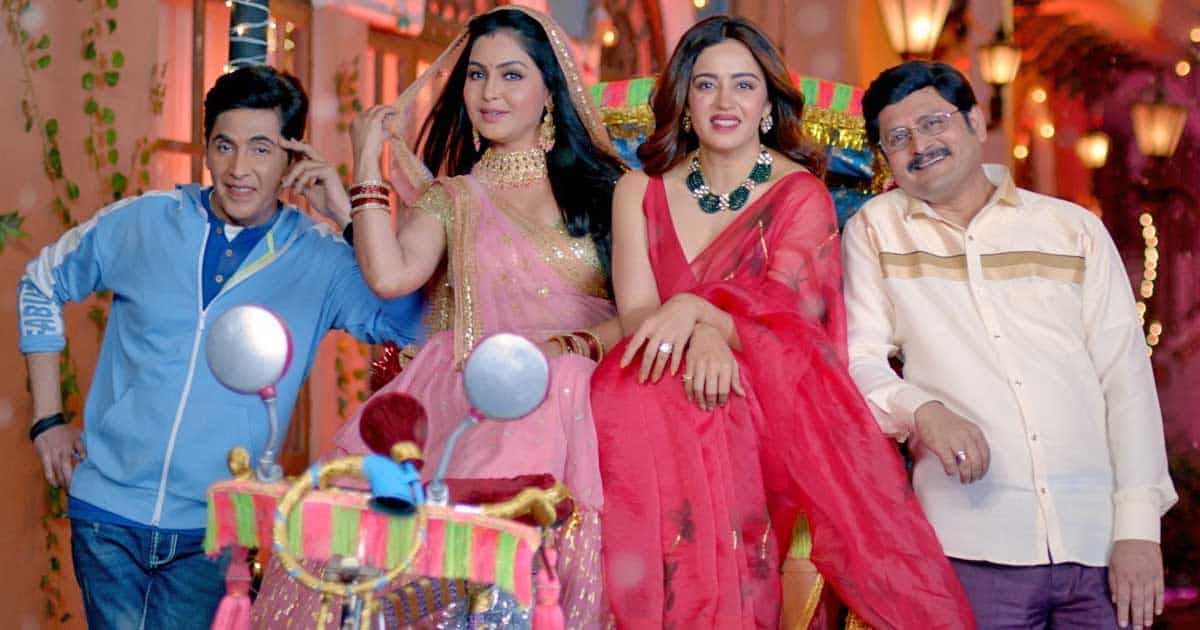 Bhabi Ji Ghar Par Hai Completes 1600 Episodes, Here's What The Leading Cast Has To Say!