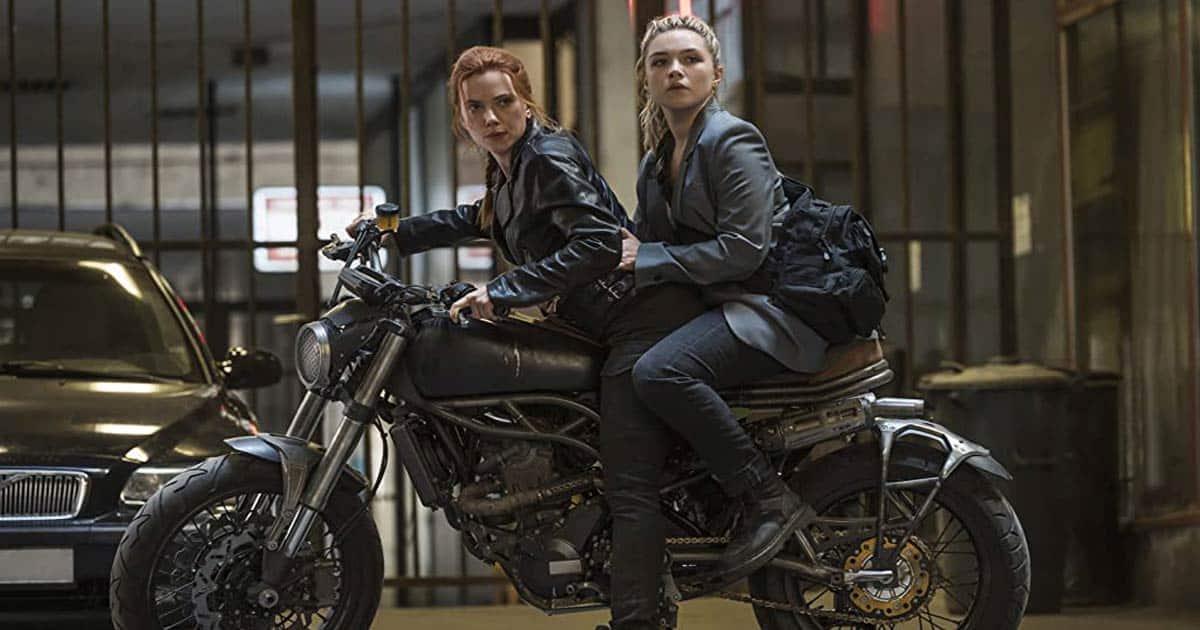 Black Widow Box Office Day 1
