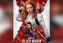 Black Widow Box Office Day 4