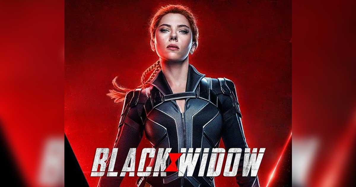 Black Widow Box Office Day 5 (US)