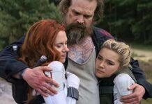 Black Widow Box Office Weekend Update