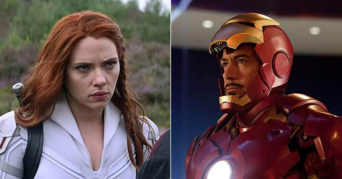Black Widow Had A Robert Downey Jr Cameo In One Draft