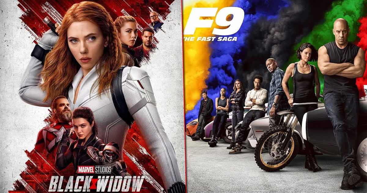 Black Widow Has Already Surpassed F9 At The Box Office