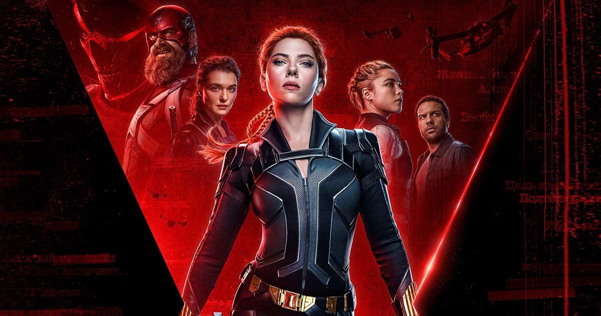 Black Widow Hits $5 Million In Overseas Ticket Sales