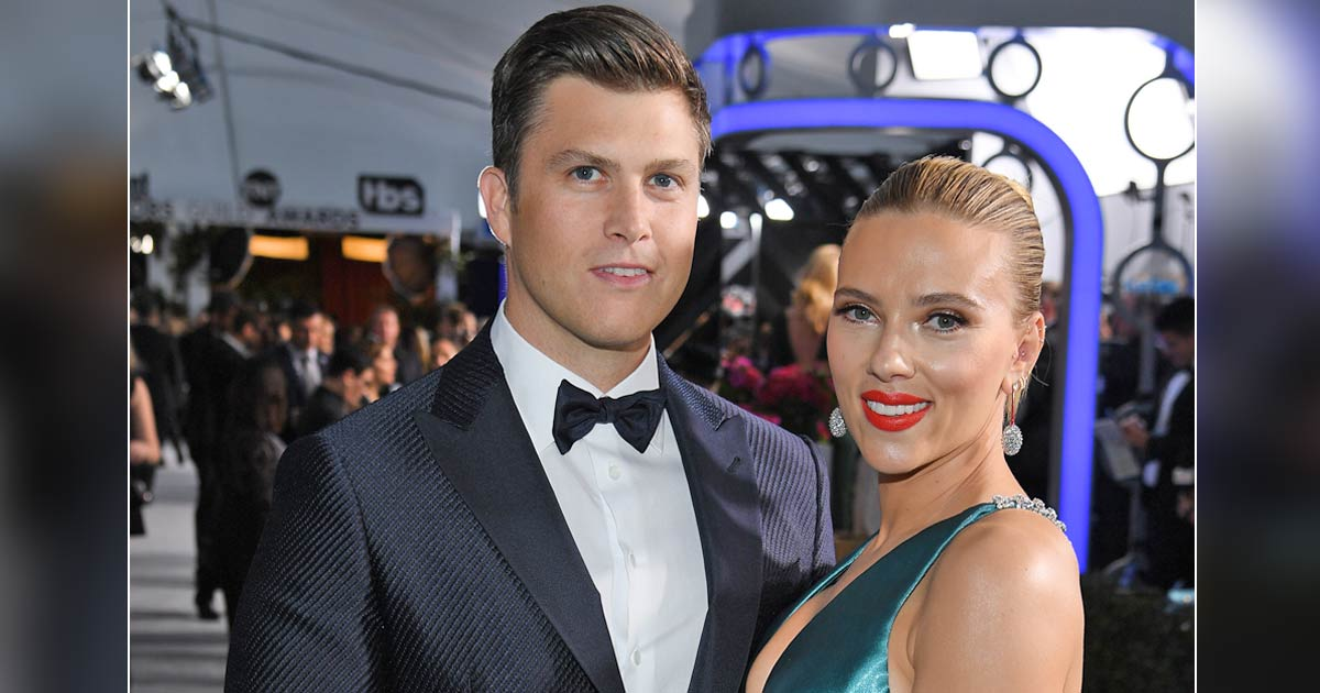 Black Widow Star Scarlett Johansson Is Reportedly Expecting First Child With Colin Jost, Due To Give Birth Soon