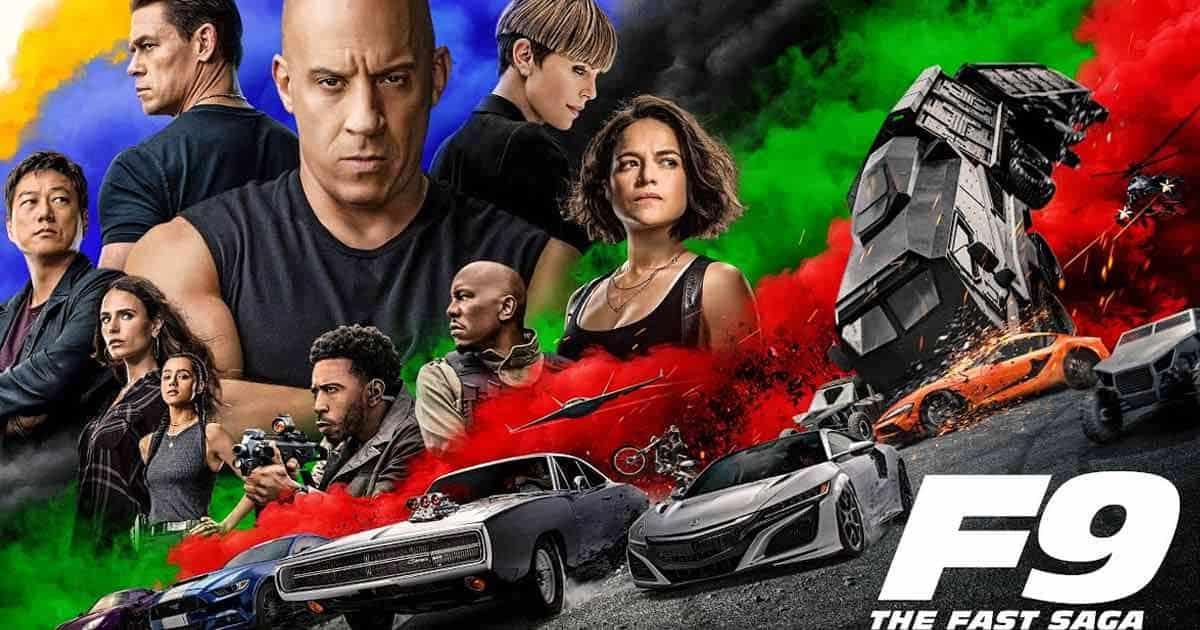 Box Office Update Of F9 & Black Widow