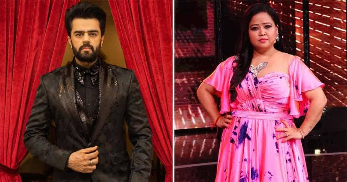 Bharti Singh burst into tears while talking about his latest father on 'The Maniesh Paul Podcast'