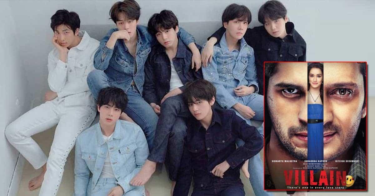 BTS Indian ARMY Dedicate Ek Villain's Humdard To Rapper RM, His Response Sends Fans In Meltdown