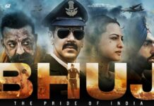 Celebrate 50 years of Vijay Diwas with the much-awaited war-action movie 'Bhuj: The Pride of India' starring Ajay Devgn, releasing 13th August only on Disney+ Hotstar VIP