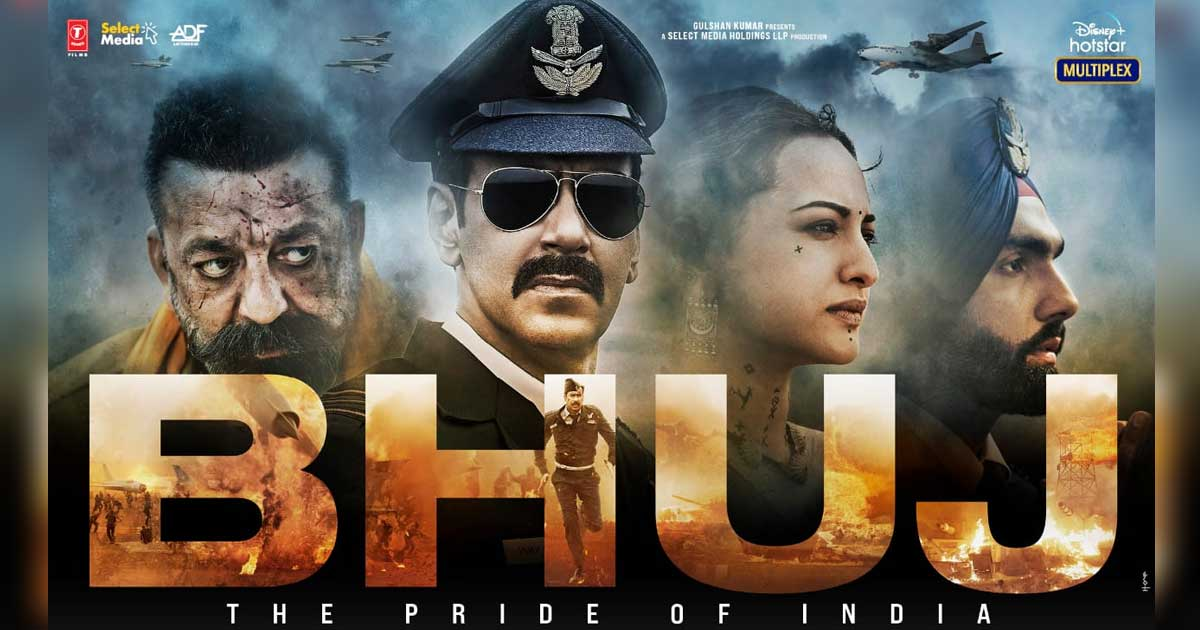 Ajay Devgn's 'Bhuj: The Pride of India' Gets A OTT Release Date