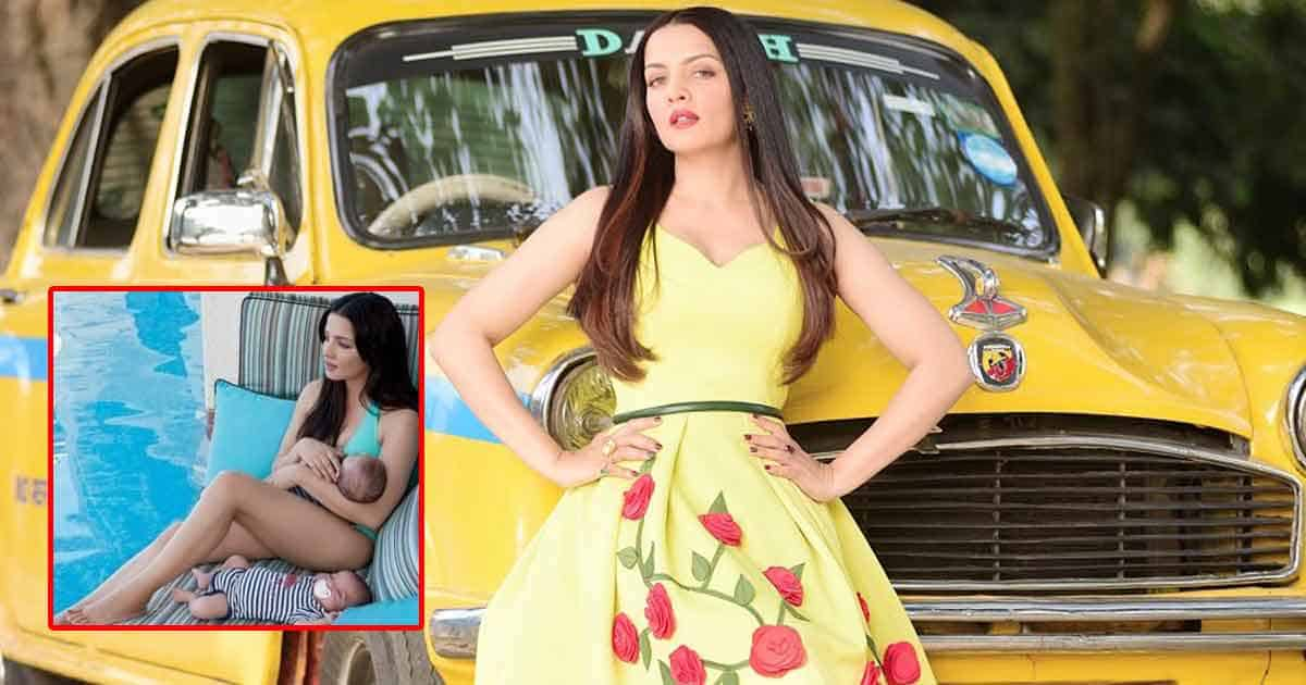 """Celina Jaitly Breaks Silence On Being Trolled 9 Years Ago Over Breastfeeding Pic In Bikini: """"If You're Overweight They Troll You…"""""""
