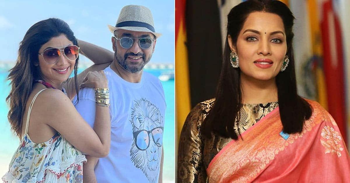 Celina Jaitly Refutes Invitation From Raj Kundra For P*rn App
