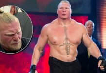 Check Out Brock Lesnar's Viral Look