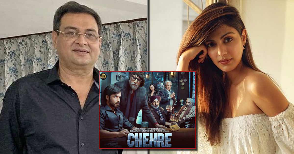 Chehre Director Rumi Jaffrey Says People Watching The Film For Rhea Chakraborty Are In For A Disappointment!