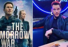 Chris Pratt: 'The Tomorrow War' is a story about second chances