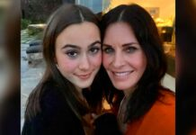 Courtney Cox's Daughter Coco Reveals If She'd Date A Young Joey Or A Young Chandler