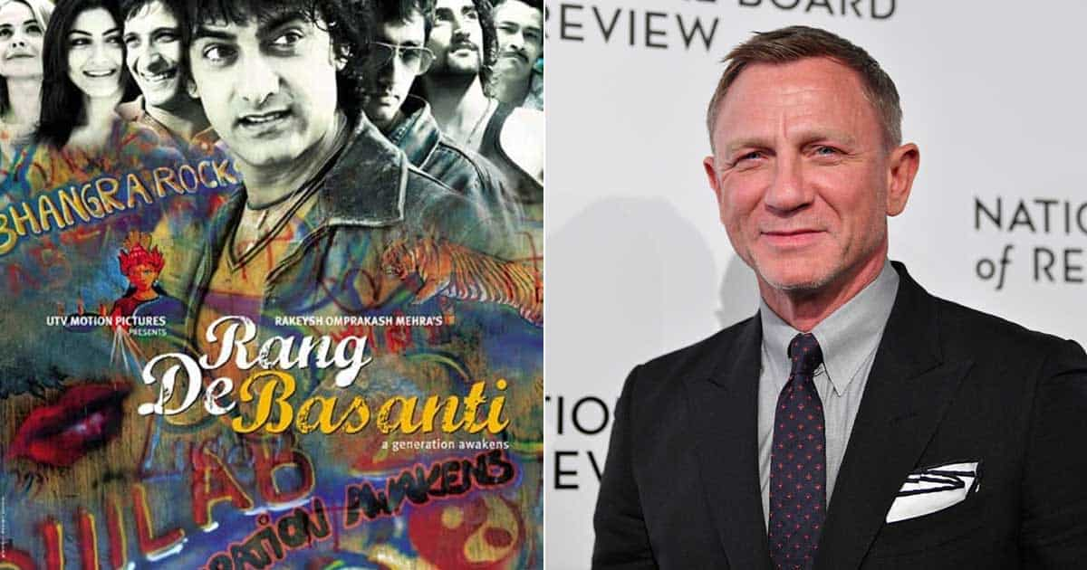 Daniel Craig Auditioned For This Role In Rang De Basanti(Photo Credit: Getty Images/wikipedia)