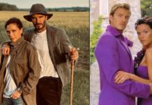 David Beckham's colour-coordinated marriage anniversary wish for wife Victoria