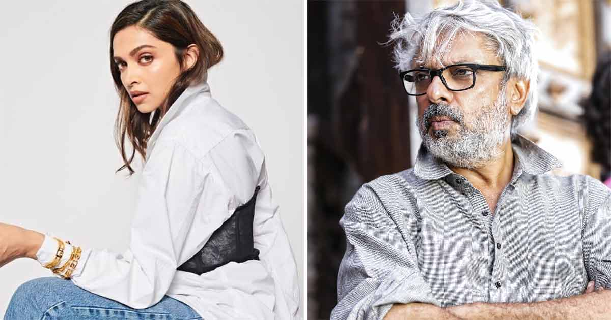 Will Deepika Padukone reunite with Sanjay Leela Bhansali for her next?  The actor was seen outside the Director's Office