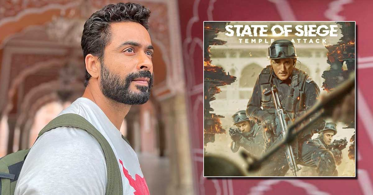 Dhanveer Singh Gained Almost 10kg Muscle Weight For 'State of Siege: Temple Attack'