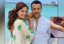 Dia Mirza and Vaibhav Rekhi announce the birth of their son in an emotional post