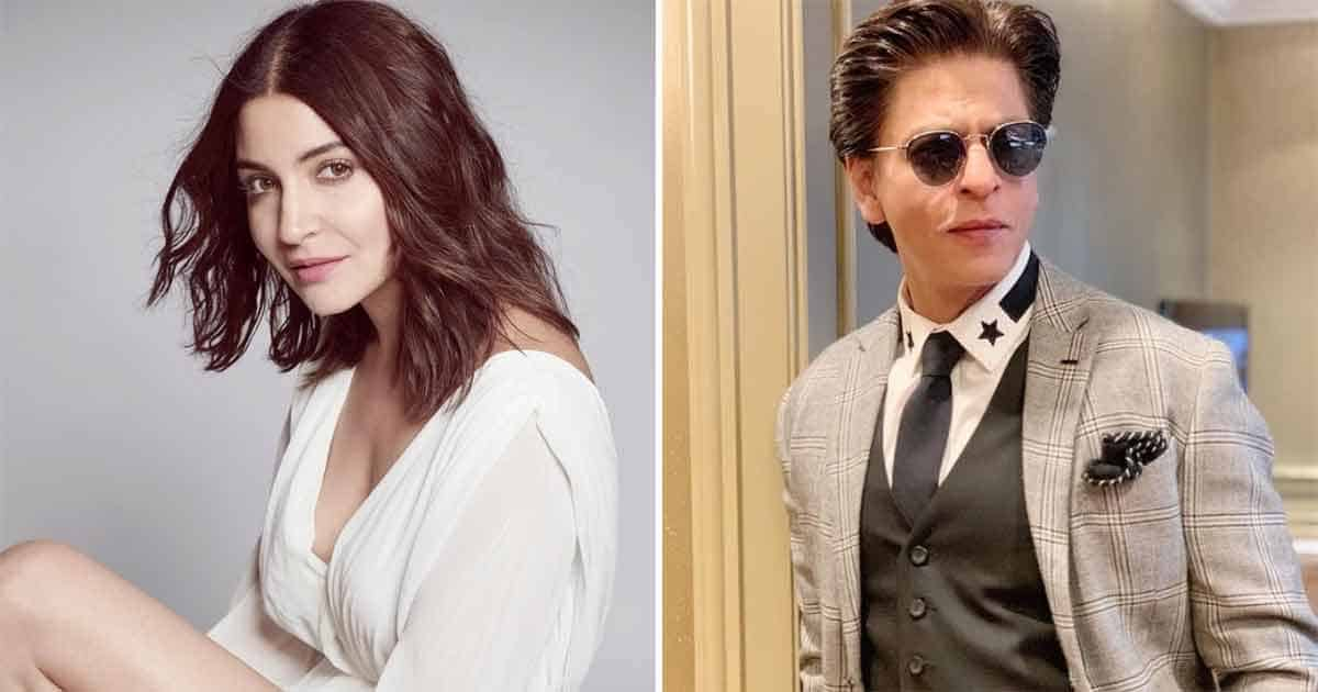You know?  Anushka Sharma once confessed to stealing Shah Rukh Khan's Mannat
